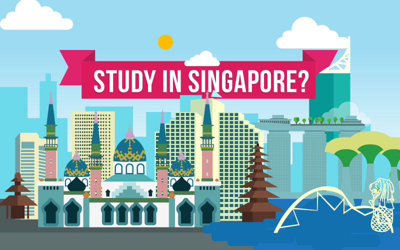Study in the Singapore - All you need to know about studying in Singapore
